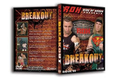 ROH - Breakout 2008 Event DVD