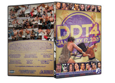 PWG - DDT4 (2013) Event DVD