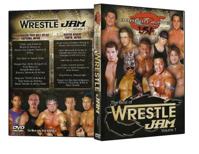 DGUSA - Best of Wrestle Jam Volume 1 DVD