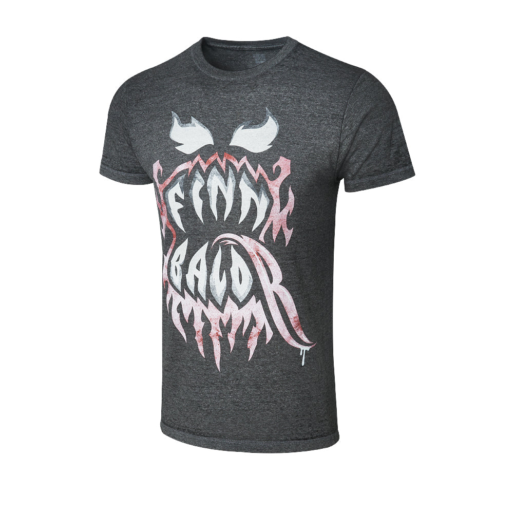 WWE - Finn Bàlor Acid Wash T-Shirt