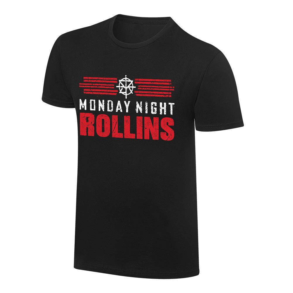 "WWE - Seth Rollins ""Monday Night Rollins"" T-Shirt"