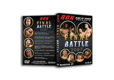 ROH - Final Battle 2007 Event DVD