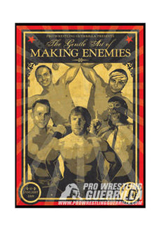 PWG - The Gentle Art Of Making Enemies 2009 Event DVD