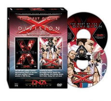 TNA - Best Of The X-Division Vol 1 & 2 Twin Pack DVD ( Pre-Owned )