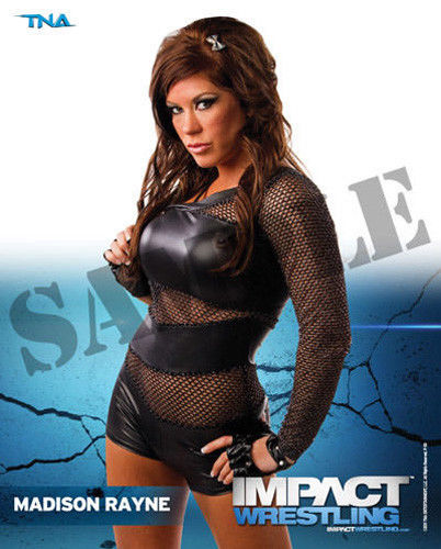 Impact Wrestling - Madison Rayne - 8x10 - P30