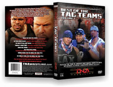 TNA - Best of the Tag Teams Vol 1 DVD