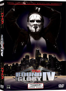 TNA - Bound for Glory IV 2008 Event DVD