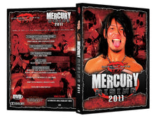 DGUSA - Mercury Rising 2011 DVD