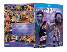 PWG - All Star Weekend XI Night 2 2015 Event Blu-Ray