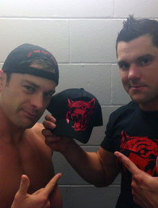 "TNA - The Wolves - ""Let The Hunt Begin"" Baseball Cap / Hat"