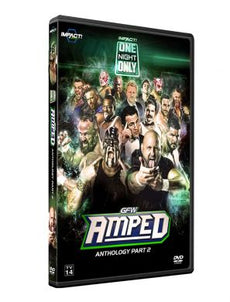 "TNA - ONO ""GFW Amped Volume 2"" DVD"