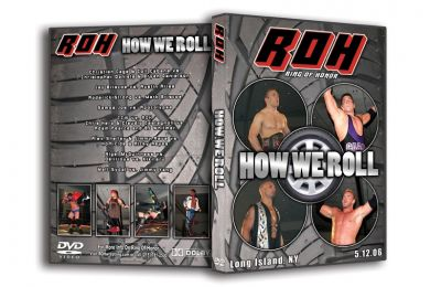 ROH - How We Roll 2006 Event DVD (Pre-Owned)