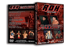 ROH - Black Friday Fallout 2006 Event DVD