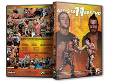 PWG - All Star Weekend XI Night 1 2015 Event DVD