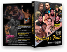 ROH - Wrestling's Finest 2014 Event DVD ( Pre-Owned )