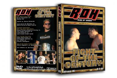 ROH - Fight of the Century 2006 Event DVD (Pre-Owned)