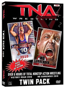 TNA - Twin Pack Volume 1 : Victory Road 2010 & No Surrender 2010 Event DVDs