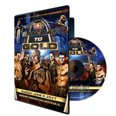ROH : Gateway to Gold 2017 Event DVD