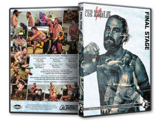PWG - Battle Of Los Angeles 2015 Final Stage Event DVD