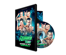 ROH - Reloaded Tour 2015 - Chicago Event DVD