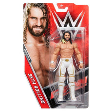 WWE Basic Series 68.5 Raw Seth Rollins Figure