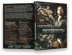 ROH - Michael Elgin: Unbreakable Obsession DVD (2 Disc Set)