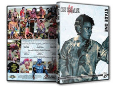 PWG - Battle Of Los Angeles 2015 Stage 1 Event DVD