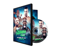 ROH - Reloaded Tour 2015 : Lockport NY Event DVD