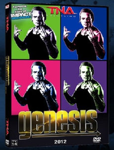 TNA - Genesis 2012 Event DVD
