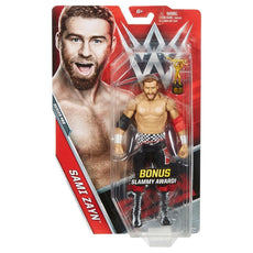 WWE Basic Series 69 Raw Sami Zayn Figure