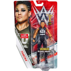 WWE Basic Series 69 Divas Tamina Figure