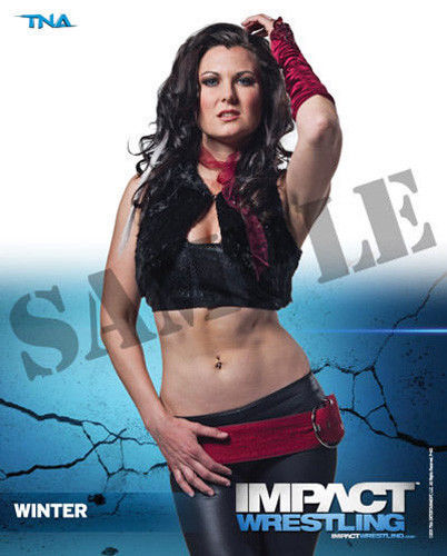 Impact Wrestling - Winter - 8x10 - P60