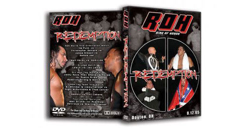 ROH - Redemption 2005 Event DVD (Pre-Owned)