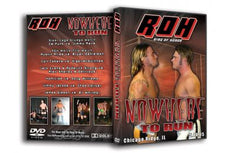ROH - Nowhere To Run 2005 Event DVD
