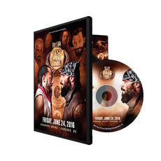 ROH - Best In The World 2016 Event DVD