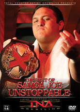 TNA - Best Of Samoa Joe DVD