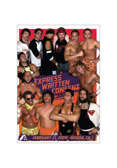 PWG - Express Written Consent 2009 Event DVD