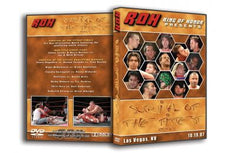 ROH - Survival of the Fittest 2007 Event DVD