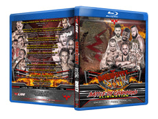 WWN - Mercury Rising 2017 : Evolve vs. Progress Event Blu Ray