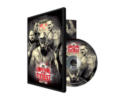 ROH - Survival of the fittest 2015 : Night 2 Event DVD