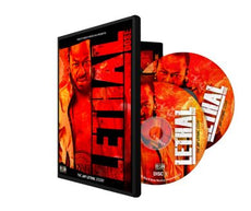 "ROH - Jay Lethal ""Lethal Dose: Jay Lethal Story"" (2 Disc Set) DVD"