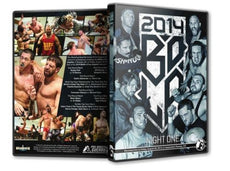 PWG - Battle of Los Angeles 2014 Night 1 Event DVD