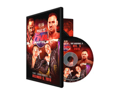 ROH - Road To Final Battle 2015 – Fort Lauderdale Event DVD