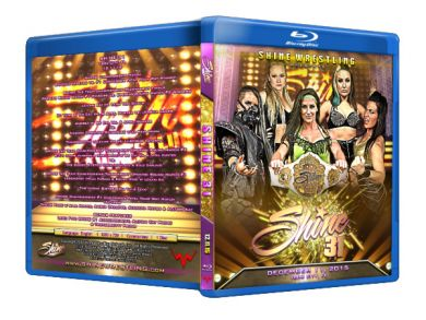 Shine Women Wrestling Volume 31 Blu-Ray