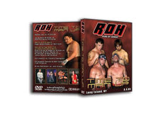 ROH - Time To Man Up 2006 Event DVD
