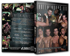 PWG - Threemendous III 2012 Event DVD