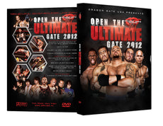 DGUSA - Open The Ultimate Gate 2012 DVD