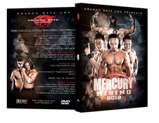 DGUSA - Mercury Rising 2012 DVD