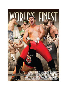 PWG - World's Finest 2012 DVD