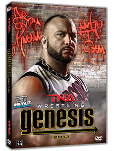 TNA - Genesis 2013 Event DVD